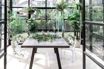 4 Key Tips for Designing Your Home Conservatory