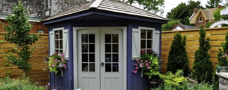 Decorating Tips for the Ultimate She-Shed