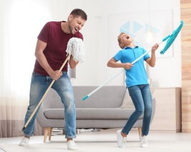 Best Motivational Methods To Get Your Family To Clean
