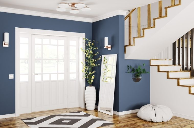 How To Create a Stylish Foyer