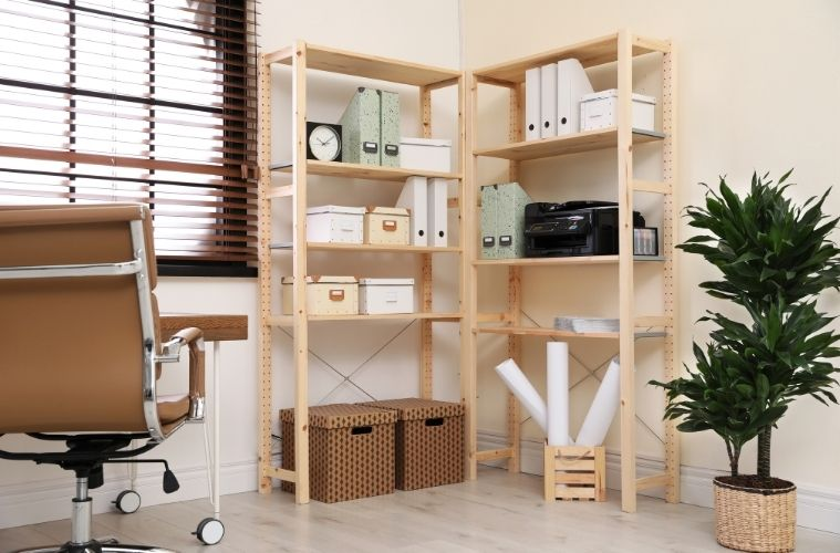 Creative and Stylish Storage Ideas To Separate Work and Home