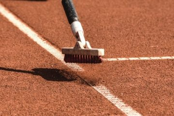 Essential Tools for Tennis Court Maintenance