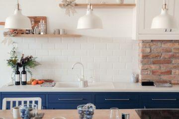 Unique Kitchen Cabinet Color Combinations