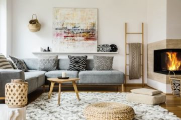 Subtle Ideas for Adding Coziness To Your Living Room