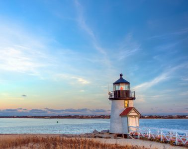 Brant Point Light House