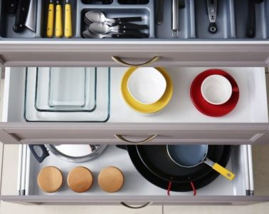 Storage Ideas for an Organized Home