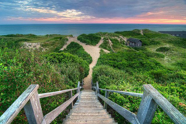 Steps Beach- Nantucket