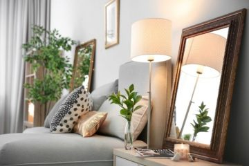 Benefits of Mirrors in the Home