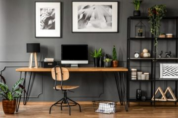 Tips for Creating an Office-Bedroom Setup