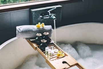 The Health Benefits of Taking a Bath