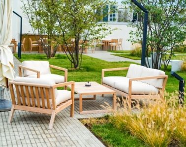 Tips for Making Your Patio Cozier