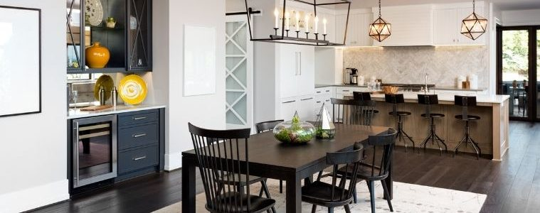 Simple Ways To Create a Classy Dining Room
