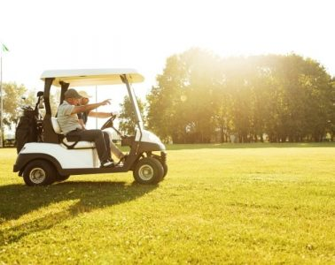 Safety Precautions When You Drive Your Golf Cart
